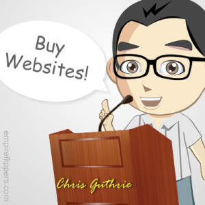 Chris Guthrie On Buying Websites