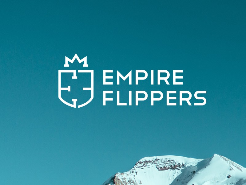 Empire Flippers Logo Sketch 1