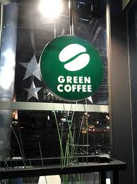 Green Coffee cafe in Davao