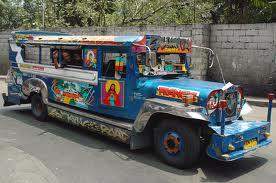 Jeepney In Davao City