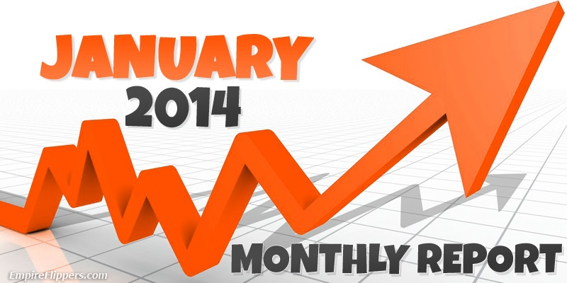 Monthly Business Report Jan 2014