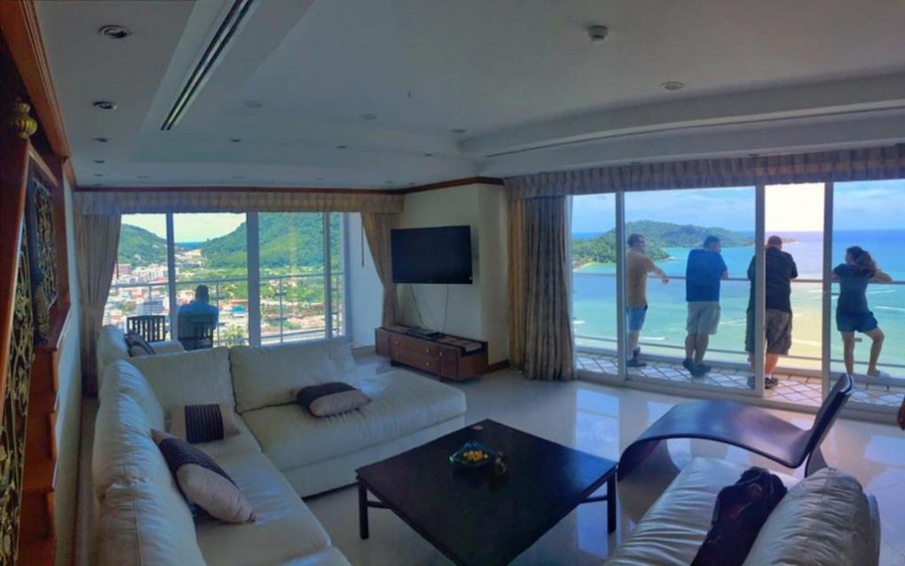 Phuket Penthouse Manager Rental