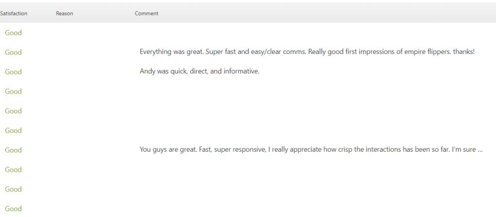 zendesk feedback